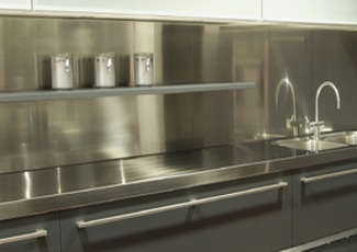 Horn Lake, MS Stainless Countertops